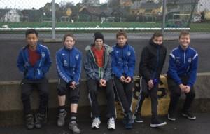 Deltakerne på Ajax Elite Camp i Egersund