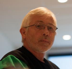 Svein Holte - Leder for byggekommitéen