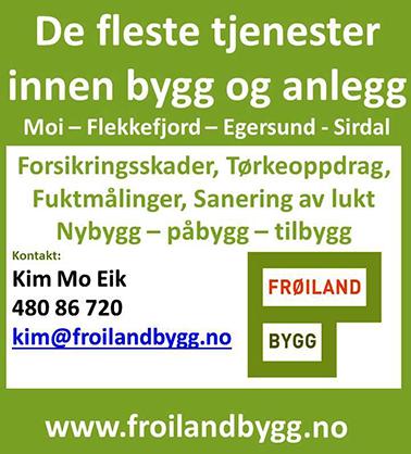 Frøyland Bygg