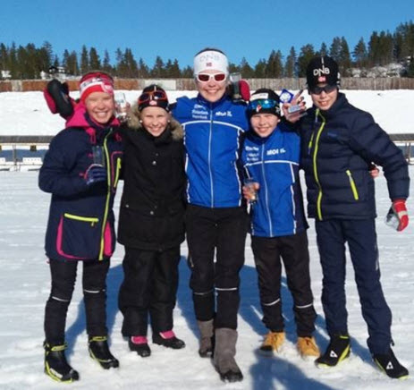 dombås il skiskyting